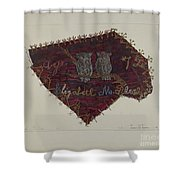 Patchwork Quilt Shower Curtain