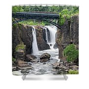 Paterson Falls Shower Curtain