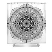Path Home Shower Curtain