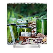 Path To Intoxication Shower Curtain