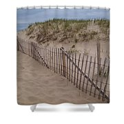 Path To Provincetown Shower Curtain