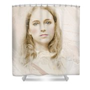 Pathos Shower Curtain