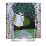 Pathway To Peacefullness Shower Curtain