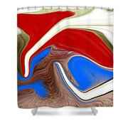 Patriot Shower Curtain