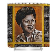 Patsy Shower Curtain
