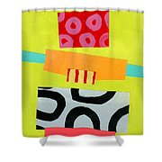 Pattern # 8 Shower Curtain