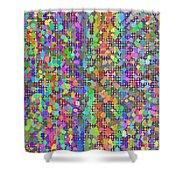 Pattern 103 Shower Curtain