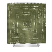 Pattern 106 Shower Curtain