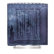 Pattern 107 Shower Curtain