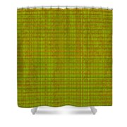 Pattern 11 - Sequencer Shower Curtain