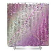 Pattern 112 Shower Curtain