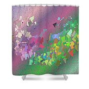 Pattern 121 Shower Curtain