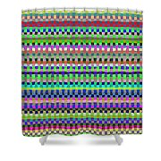 Pattern 146 Shower Curtain