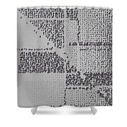 Pattern 55 Shower Curtain