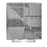 Pattern 55 Shower Curtain
