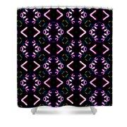 Pattern 58 Shower Curtain