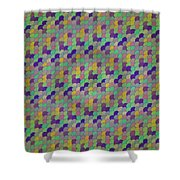 Pattern 61 Shower Curtain