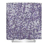 Pattern 63 Shower Curtain