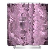 Pattern 65 Shower Curtain