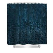 Pattern 75 Shower Curtain