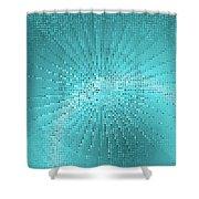 Pattern 77 Shower Curtain