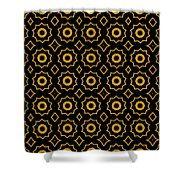 Pattern 84 Version 2 Shower Curtain