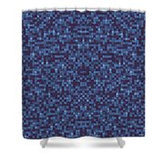 Pattern 90 Shower Curtain