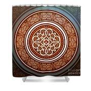Pattern Art 0012 Shower Curtain