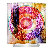 Pattern Art 004 Shower Curtain