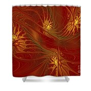 Pattern Of Elegance Shower Curtain