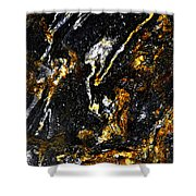 Patterns In Stone - 189 Shower Curtain