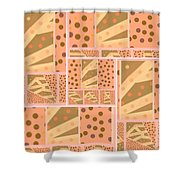 Patterns Of Finding Solace 200 Shower Curtain