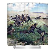 Paul Joseph Jamin Shower Curtain