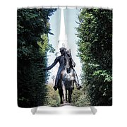 Paul Revere Shower Curtain