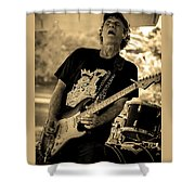 Paul Warren Rockin' Shower Curtain