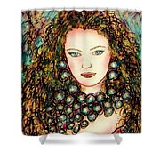 Paula Shower Curtain