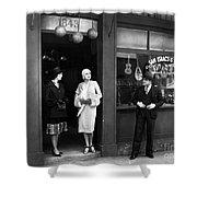 Pawn Shop, C1925 Shower Curtain
