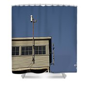 Pawtuckaway State Park - Nottingham New Hampshire Usa Shower Curtain