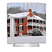 Paxton House Shower Curtain