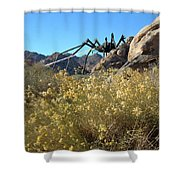 Payback Shower Curtain