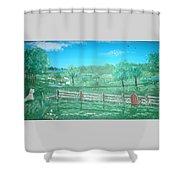 Paynter Farm Shower Curtain