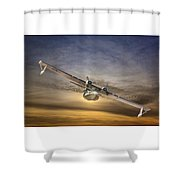 Pby Catalina Soars Shower Curtain