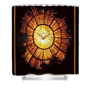 Peace And Comfort Shower Curtain