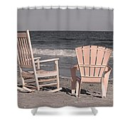 Peace And Purpose Shower Curtain