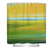 Peace Day Shower Curtain