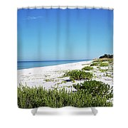 Peace Gp Shower Curtain