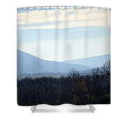 Peace In The Valley Shower Curtain