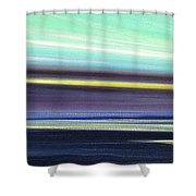 Peace Is Colorful - Panoramic 2 Shower Curtain