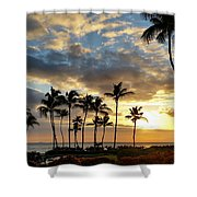 Peaceful Dreams Hawaii Shower Curtain