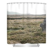 Peaceful Rest Shower Curtain